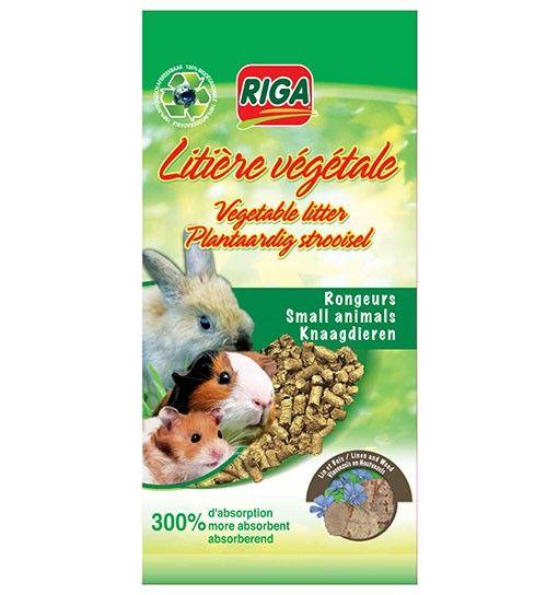 litiere vegetale lapin