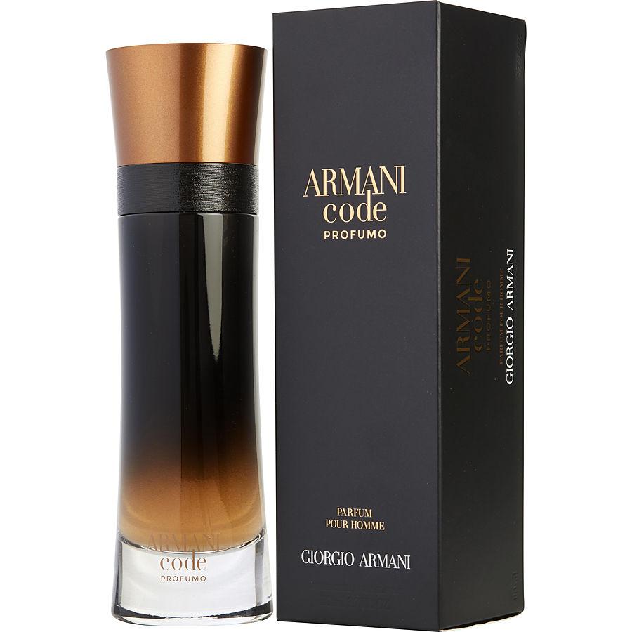 parfum armani code