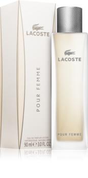 parfum lacoste femme