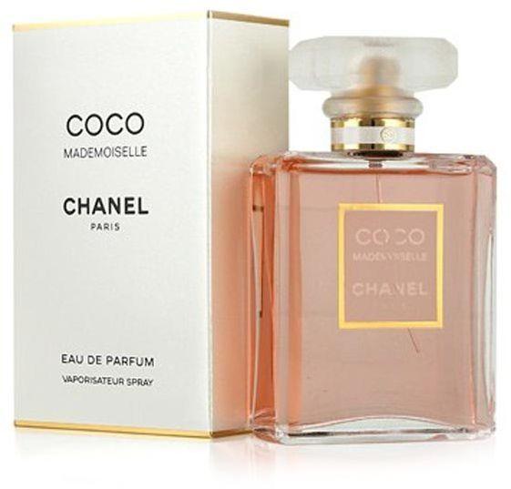 parfum mademoiselle coco