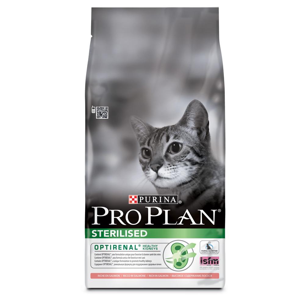 pro plan chat stérilisé