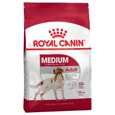 royal canin medium adulte