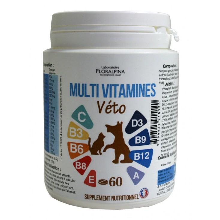 vitamine chien