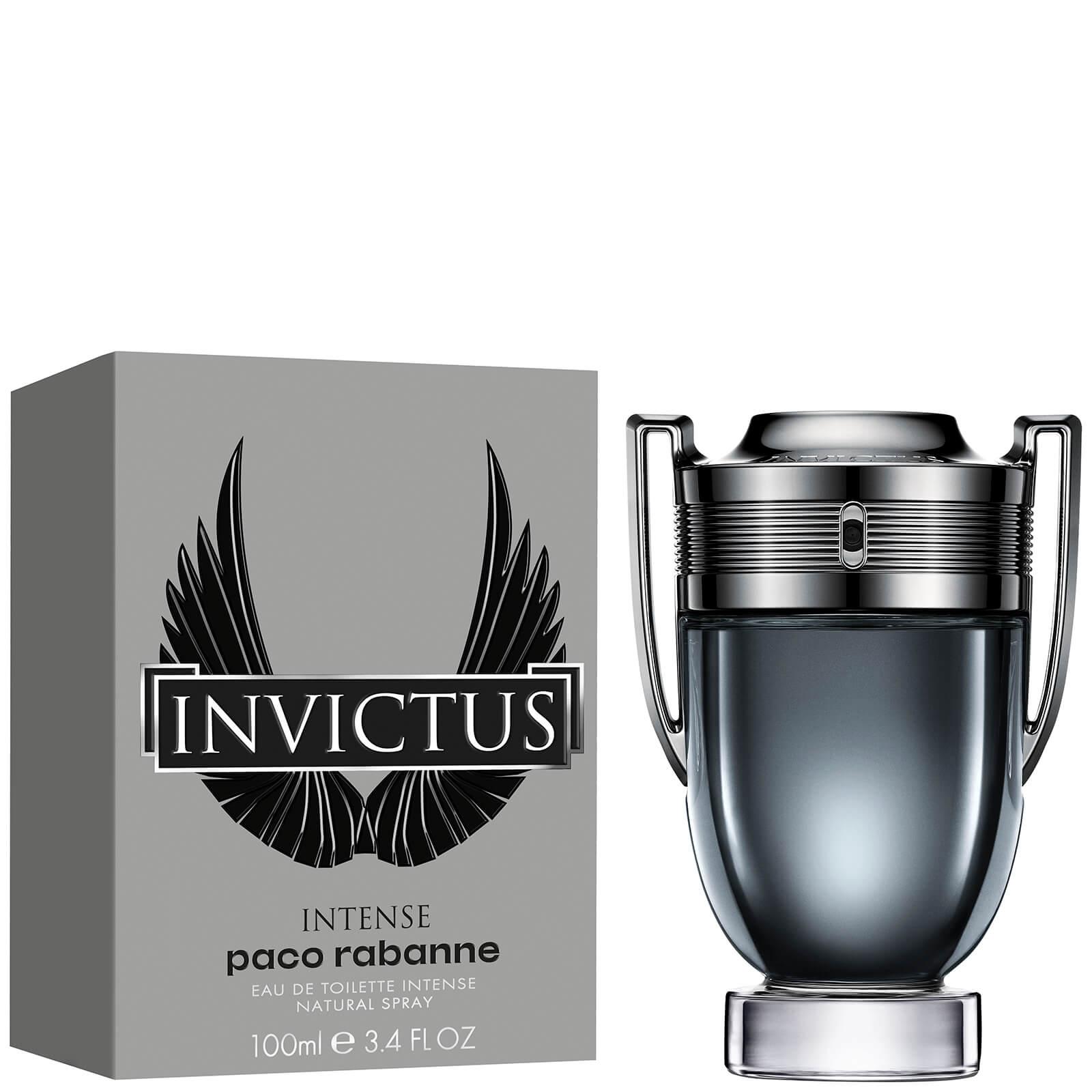invictus intense 100ml