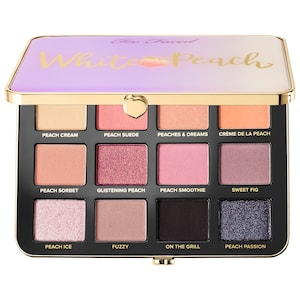 too faced peach palette
