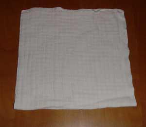 langes en tissu