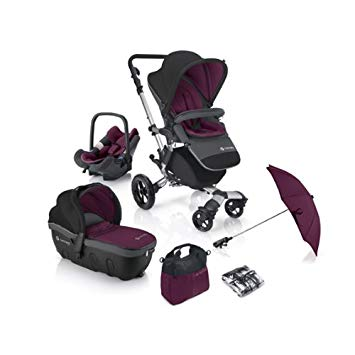 poussette concord neo travel set