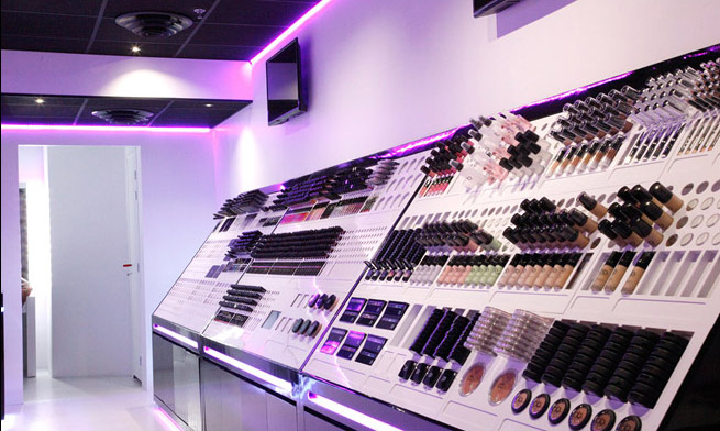 boutique maquillage