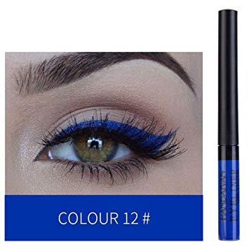eye liner couleur
