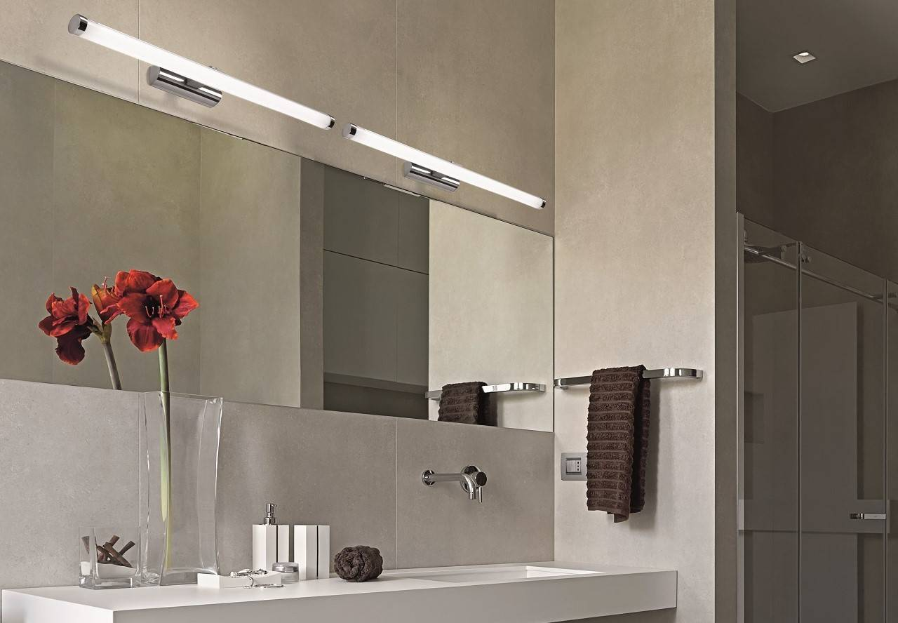 lustre salle de bain