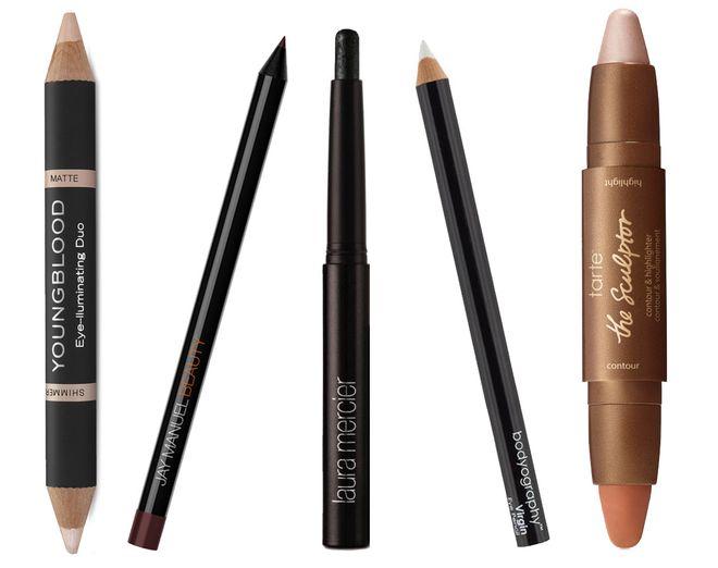 pencil makeup