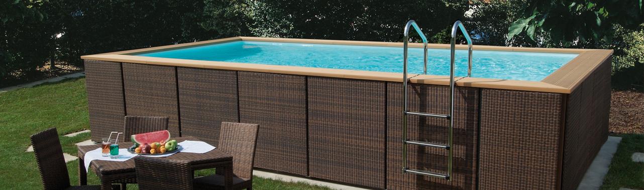 piscine hors sol profondeur 2m