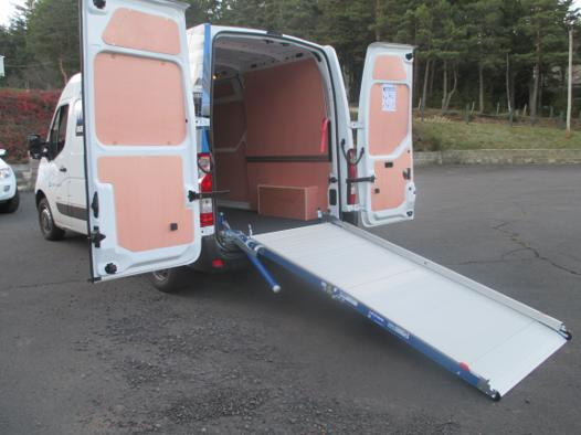 rampe camion