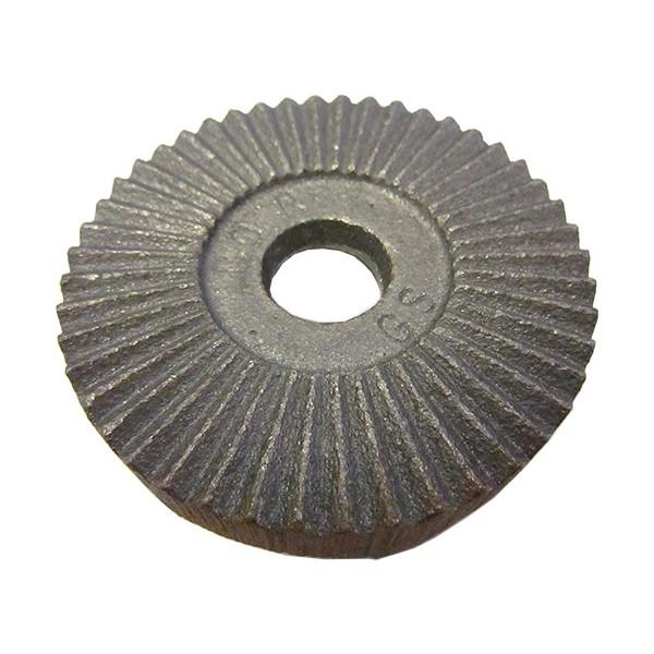 rondelle crantée