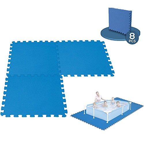 tapis de sol pour piscine