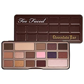 two faced chocolate